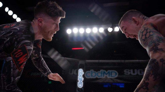 Sonnen uspořádal grapplingový turnaj SUG 12 s hvězdným Craigem Jonesem