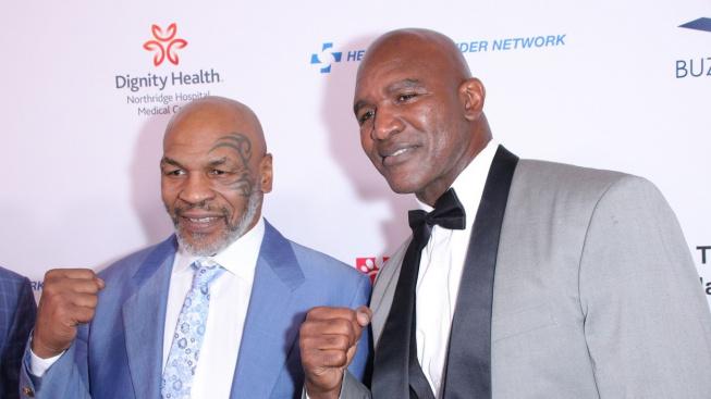 Žijící legendy boxu opět tvrdě trénují, Tyson by letos mohl dokončit trilogii s Holyfieldem