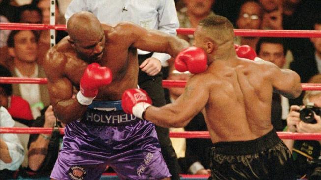 Evander Holyfield - Mike Tyson