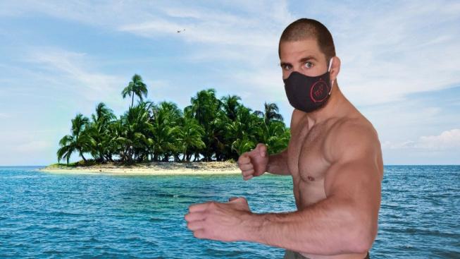 Procházku čeká v UFC premiéra jako vystřižená z filmu, nejspíš bude zápasit na tajemném Bojovém ostrově