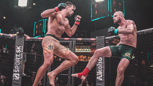 """Daniel Škvor vyhlíží MMA premiéru. Krále Undergroundu otestuje neporažený Francouz se """"zabijáckým instinktem"""""""