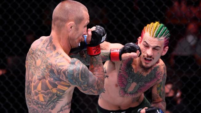 """""""Moje KO bylo mnohem lepší"""", říká Sean """"Sugar"""" O'Malley, který chce v budoucnu bojovat s Codym Garbrandtem"""