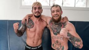 Dillon Danis a Conor McGregor