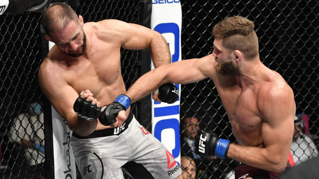 UFC představuje vycházející hvězdy pro rok 2021, nechybí mezi nimi ani Jiří Procházka
