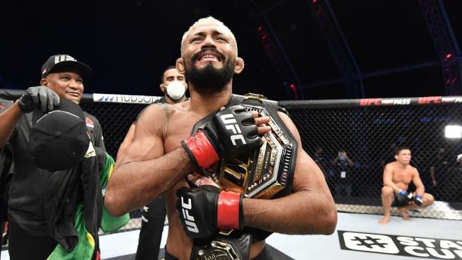 Od kadeřníka až k šampionskému pásu UFC. Deiveson Figueiredo se chystá na svoji první obhajobu titulu