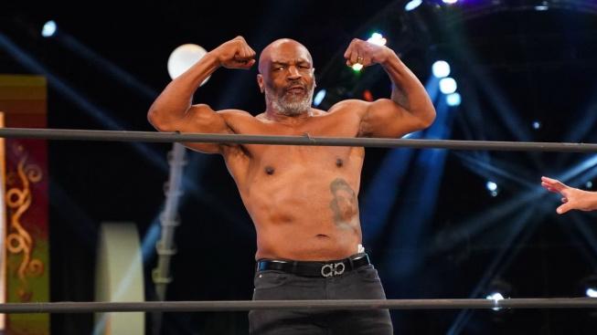 Mike Tyson se vrací do ringu! V exhibičním zápase se utká s Royem Jonesem!