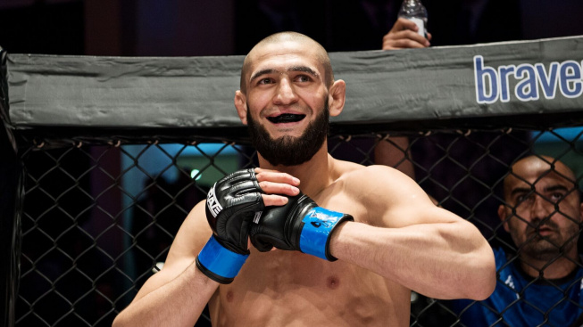 UFC si chce vybudovat další hvězdu, pro Khamzata Chimaeva plánují rychlou cestu na vrchol
