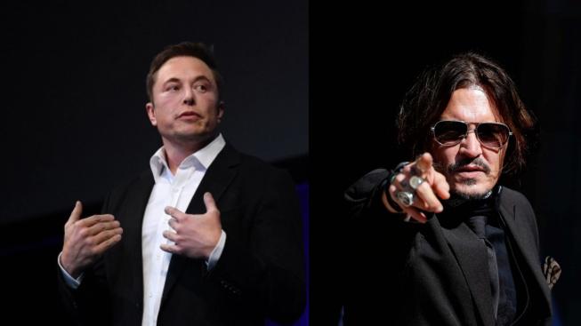 Elon Musk vyzval Johnyho Deppa na souboj v kleci, pomoc mu nabídl Mcgregorův trenér