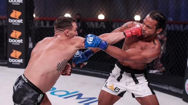 """Michael Chandler knockoutoval bývalého UFC šampiona a teď vyhlíží další oběť. """"Conora bych vyřídil za dvě kola,"""" slibuje trojnásobný šampion Bellatoru"""