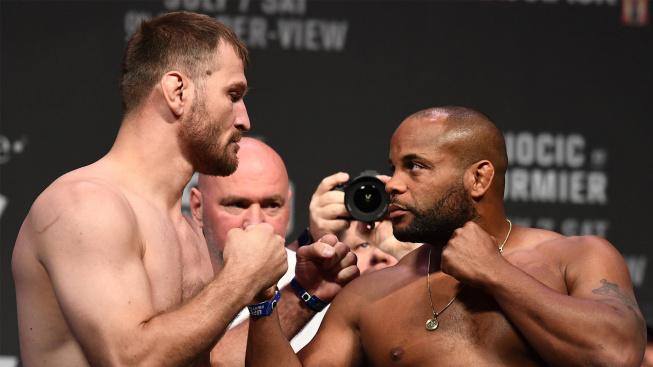 """Kdo bude """"The Baddest Man on the planet""""? Redakce Fights.cz tipuje výsledky UFC 252"""