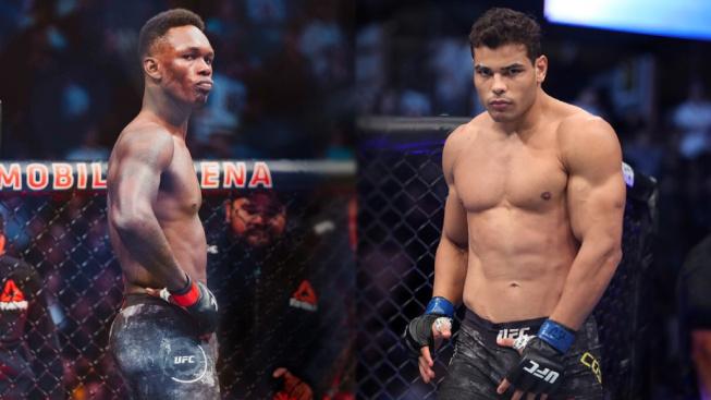 UFC láká epickým videem na souboj neporažených. Sesadí Costa Adesanyu z trůnu střední váhy?