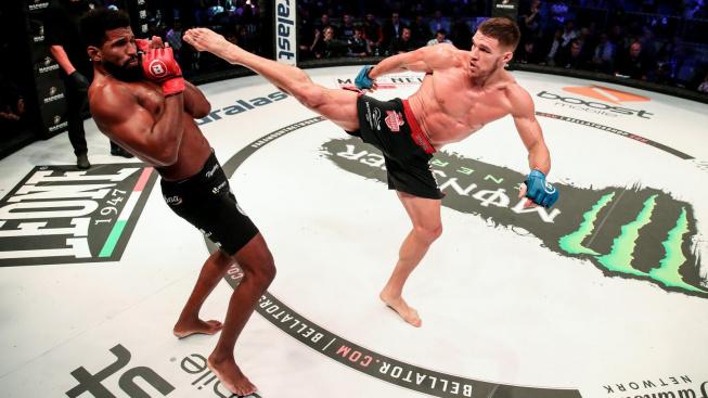 Vadim Nemkov, bojovník, kterého zlomil Jiří Procházka, se utká o titul Bellatoru s Ryanem Baderem