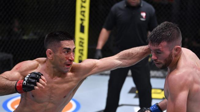 Nejlepší MMA zápas za poslední dobu předvedl veterán Ricardo Lamas a nováček Bill Algeo