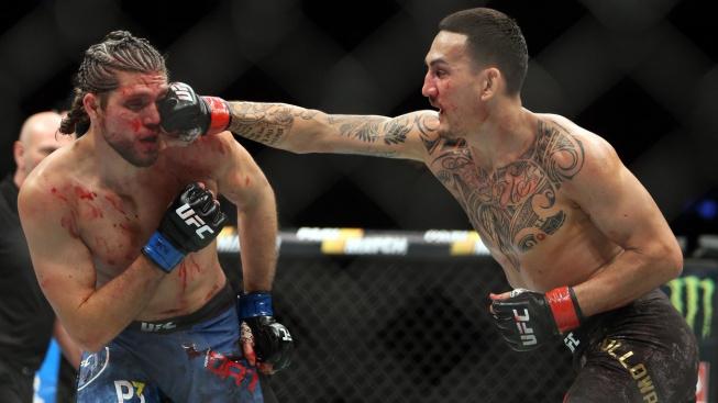 Ruce měl zlámané, takže kryl údery raději hlavou. Ortega zavzpomínal na střet s Hollowayem, na chybách prý zapracoval