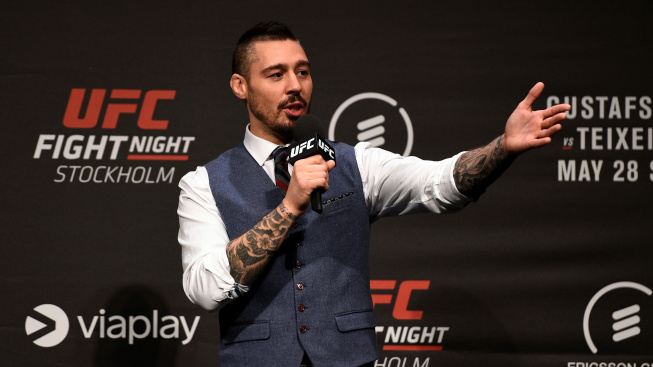 UFC vyhodilo nejlepšího analytika a bývalého bojovníka Dana Hardyho, ten se k tomu sám vyjádřil