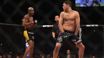 Anderson Silva vs. Nick Diaz