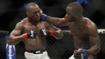 Kamaru Usman vs Leon Edwards