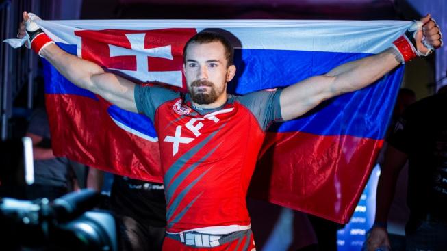 Slovensko má prvního bojovníka v UFC! Lajoš Klein se konečně dočkal, nastoupí už příští týden