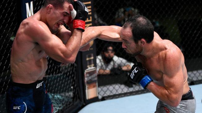 UFC Vegas 11: 4 bojovníci si připsali bonus 50 tisíc dolarů za výkon večera