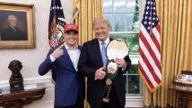 Colby Covington u Trumpa