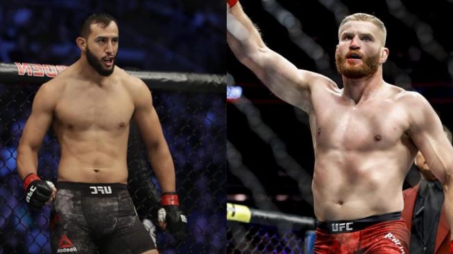 Volný šampionský pás v polotěžké váze UFC bude mít nového majitele. Dominick Reyes se o něj v neděli utká s Janem Blachowiczem