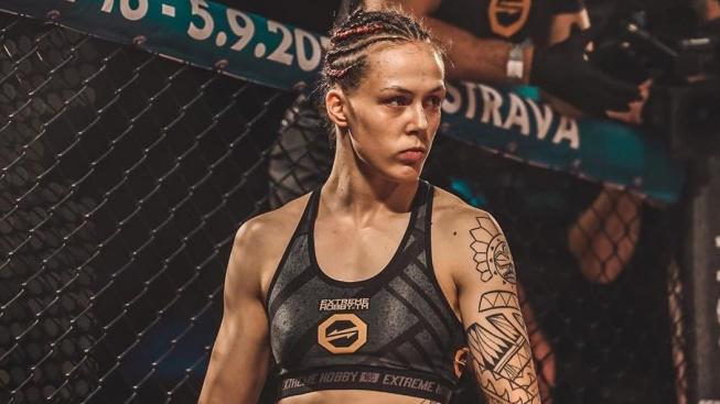 Tereza Bledá vysvětlila, proč v zápasech neboxuje a naznačila další kroky. Klapne UFC?