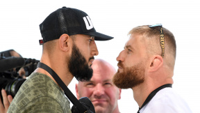 Dominick Reyes vs Jan Blachowicz