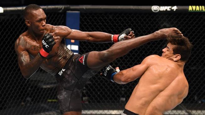 Přesně, jak slíbil! Šampion Adesanya knockoutoval Costu až překvapivě snadno a jmenoval dalšího soupeře