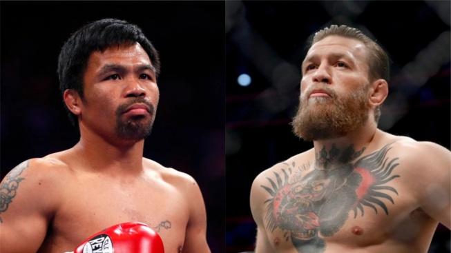 Manny Pacquiao potvrdil souboj s Conorem McGregorem. Část výplaty chce dát na charitu