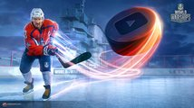 Alexandr Ovečkin začal novou hokejovou sezónu s World of Warships