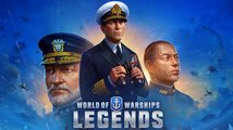 World of Warships: Legends – uzavřená beta!