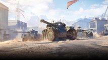 Na bojiště ve World of Tanks míří kolová vozidla