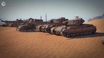 World of Tanks enCore RT Demo aplikace představuje technologii Ray-tracing