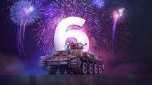 World of Tanks: Mercenaries slaví 6. výročí. Na konzolích válčí více 20 miliónů hráčů