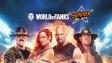 Wrestlingové hvězdy WWE vstupují do World of Tanks Console