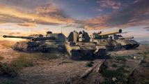Aktualizace 1.13 přináší ve World of Tanks velké změny dělostřelecké hry