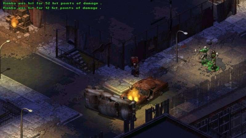 Fallout Tactics - recenze