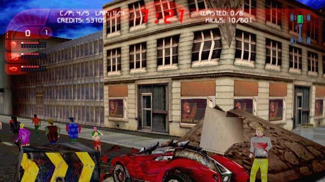 Carmageddon: The Death Race 2000