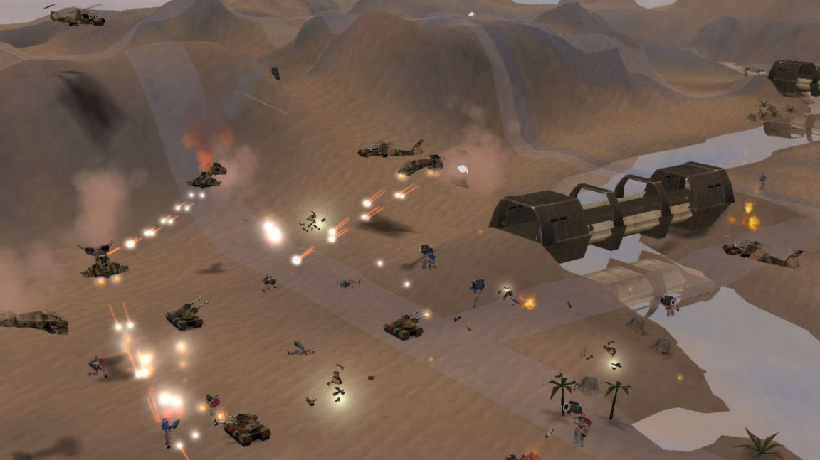 Z: Steel Soldiers - preview