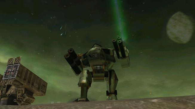 MechWarrior 4 Vengeance Black Knight