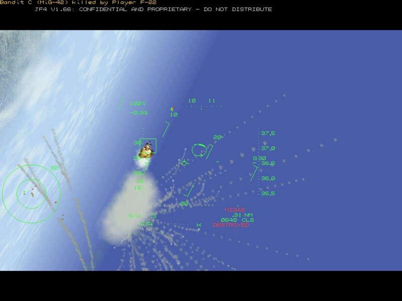 Jetfighter IV: Fortress America