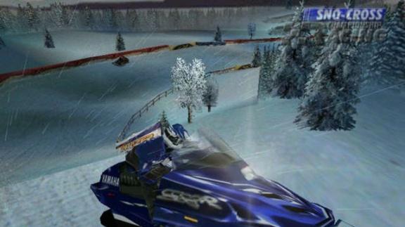 Sno-Cross Championship Racing