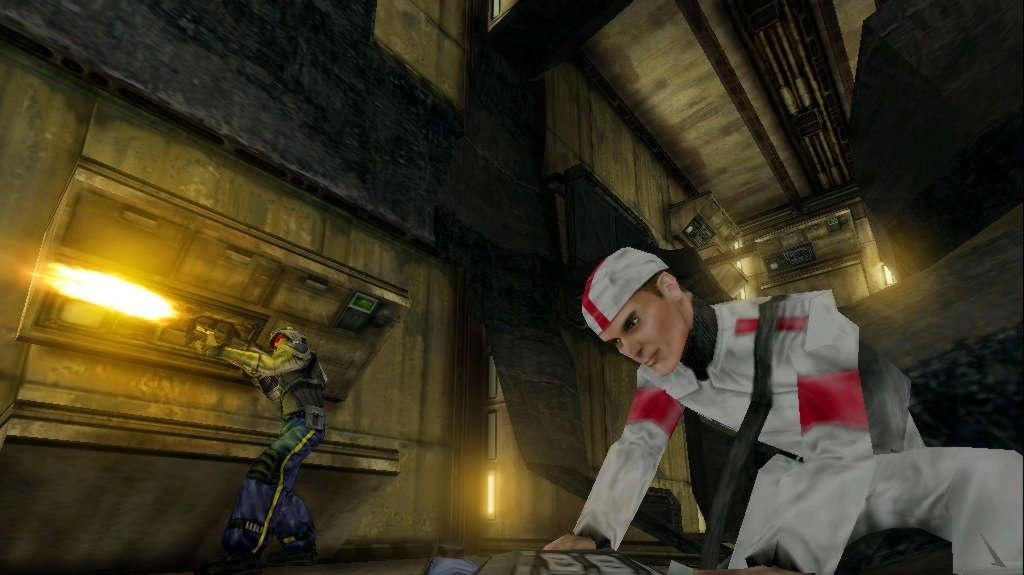 Jen singleplayer v PC verzi Red Faction 2