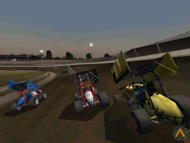 Dirt Track Racing: Sprint Cars