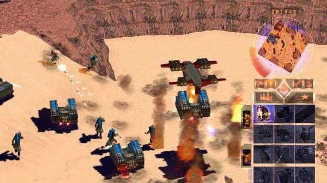 Emperor: Battle for Dune - recenze
