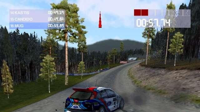 Colin McRae Rally 2 vs. RC2000