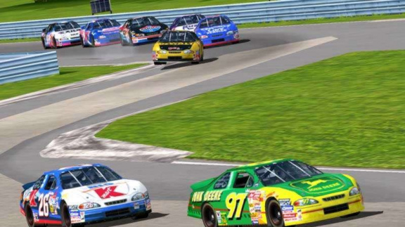 Nascar Racing 4 screenshoty