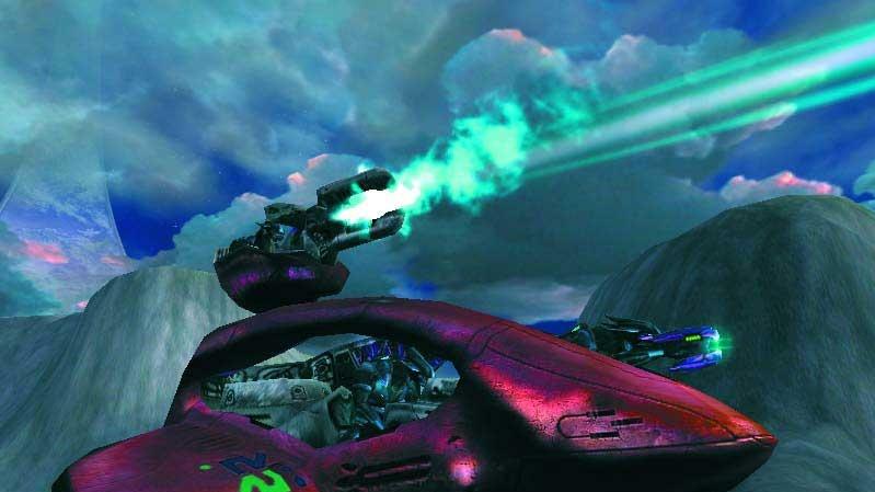 Vozidla a zbraně z Halo