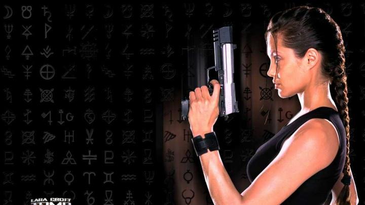 Wallpapery z Tomb Raider filmu