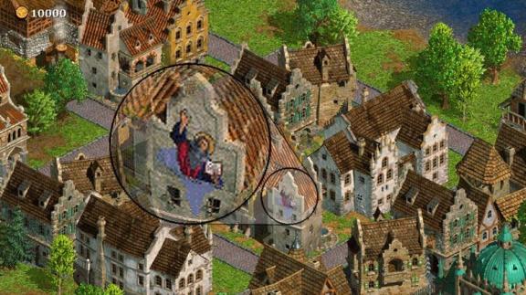 Anno 1503 screenshoty